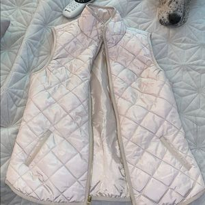 Old navy cream vest
